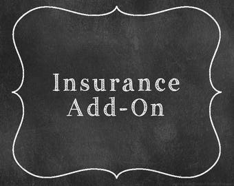 Insure It!  Insurance Add-On Domestic Mail Insurance International Mail Insurance