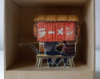 Ramen Dayo - noodle cart