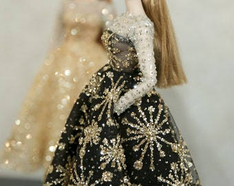 twinkle dress for fashion royalty , Poppy Parker, Silkstone Barbie, fr2 , 12'' Fashion Doll