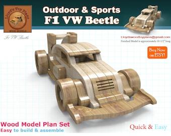 F1 VW Beetle