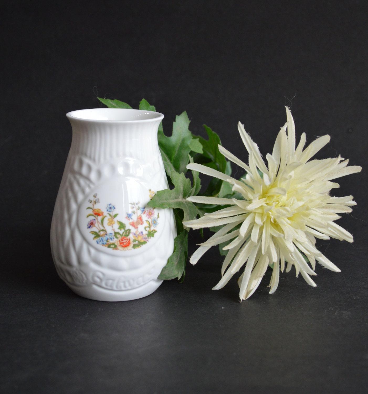 Galway Irish Crystal Vintage Vase Heritage Centre Aynsley Fine