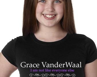 Grace Vanderwaal t-shirts - Grace VanderWaal shirts - Grace Vanderwaal Fanderwaal tshirts