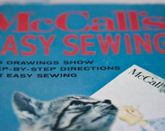 Mc Call's Easy Sewing