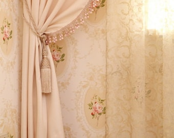 Curtain Photography BackgroundNewborn Vinyl BackdropIndoors Photoshoot For Children Props Item