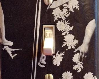 Ella Fitzgerald Queen of Jazz Singer Light Switch Cover Bedroom Bathroom Kitchen Office Music Studio Singer Musician FREE US SHIPPING