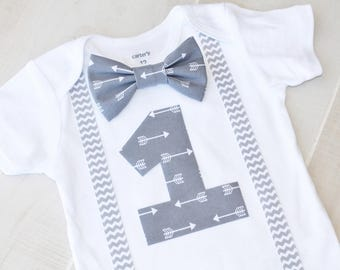 Wild One Birthday Boy Outfit, Birthday Outfit, First Birthday Boy Outfit
