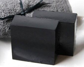Activated Charcoal Detox Facial Soap