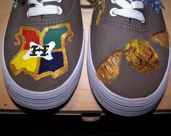 harry potter vans shoes