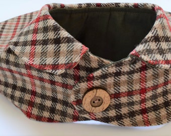 """15"""" Dog Coat, Country Casual Jacket for Dogs"""