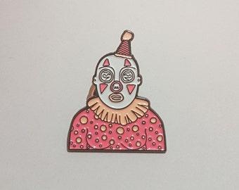 Clowning Around Pin Badge
