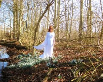 Galadriel The Hobbit Cosplay Dress