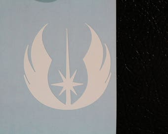 Star Wars Jedi Order Decal Any Size Any Colors