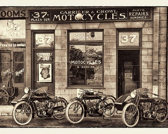 Indian Motorcycle Shop