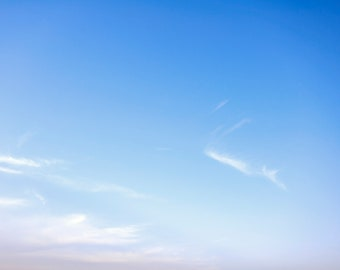 Electric Blue Sky