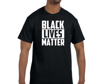 Black Lives Matter T-Shirt S-XL Many Colors!
