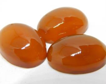 Yellow Green Chalcedony gemstones. chalcedony gemstones loose gems light green gems Oval Shap lot 25x18 mm 3 pc weight 93 ct