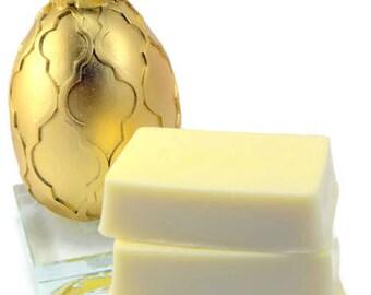 Pineapple Goat Milk Soap Bar, Homemade Soap