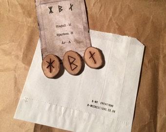 Health - Divination Runes