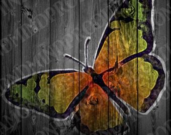 Digital Art, Butterfly, Graphic Design, JPG art, Digital Download