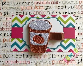 Pumpkin Latte Clippy