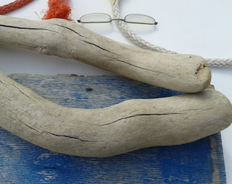 2 pieces 15''- 17''[38-43cm]. Quality driftwood. Driftwood for various crafts and decoration. DIY driftwood.