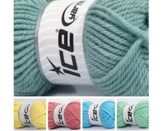 """Eskimo wool"" yarn, color choice"