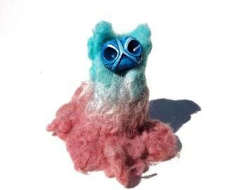 NAGGLE   Spirit Monster Art Doll