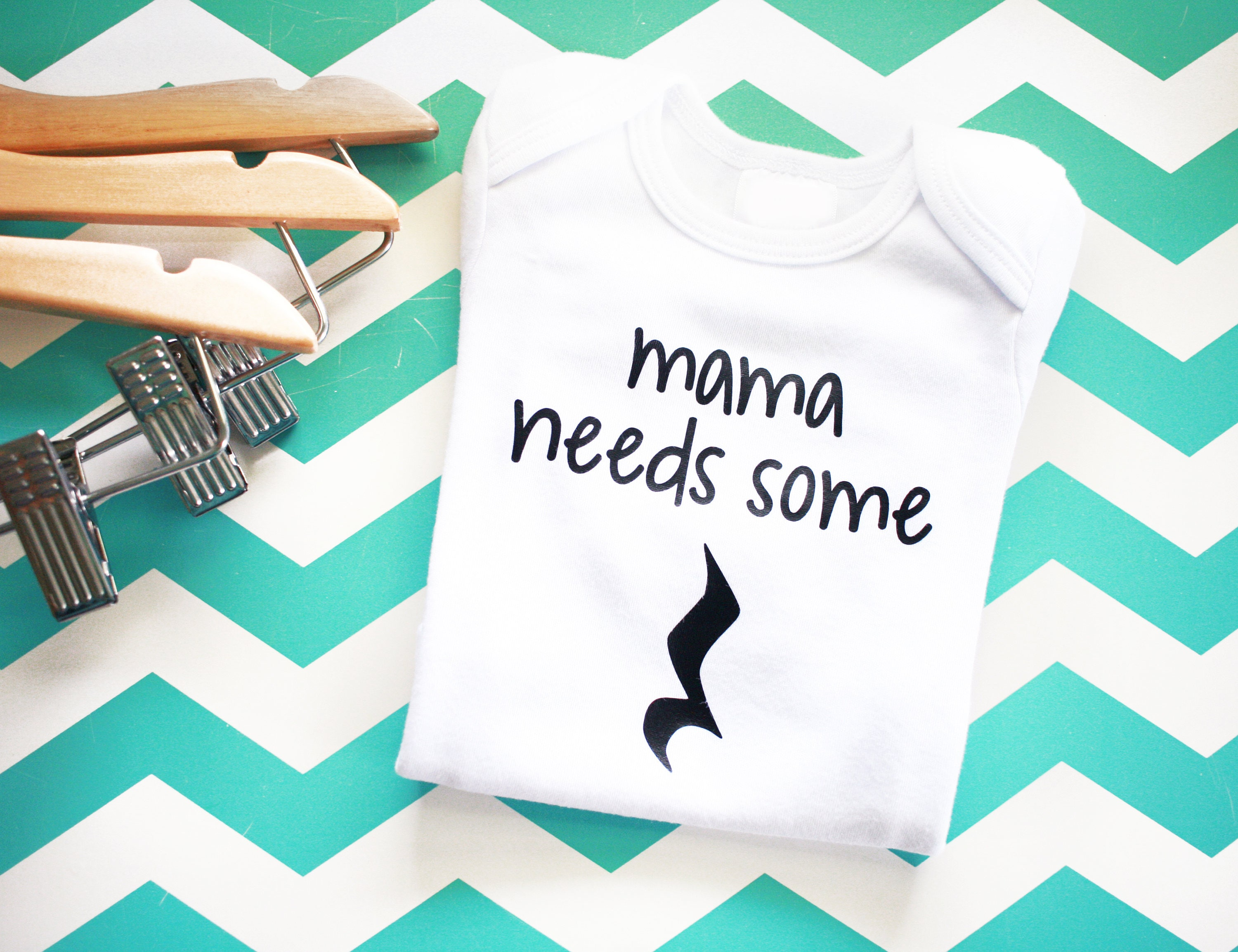 Gender Neutral Baby Clothes Music Baby Bodysuit Uni