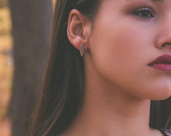 These earrings. Sky's the limit
