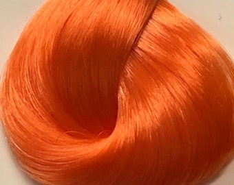 Nylon Doll Hair, Deluxe OOAK, Tatsuma Tress, Rerooting