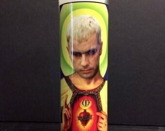 Bubba Zanetti Mad Max prayer candle