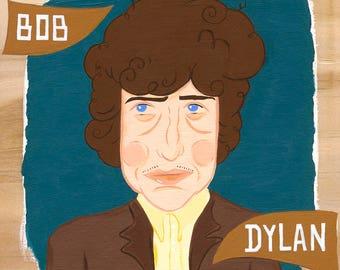 Bob Dylan - Painting