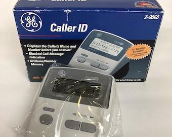 GE General Electric Caller ID English Spanish Model 2-9060