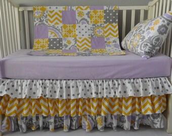 suzani crib bedding etsy
