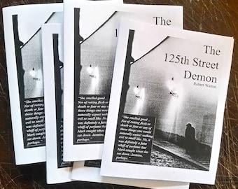 The 125th Street Demon - fiction/short-story