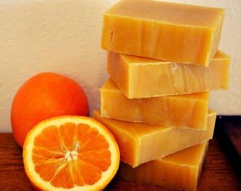 Blood Orange Soap