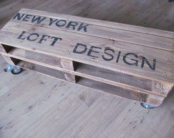 Lowboard 'LOFT DESIGN' range table