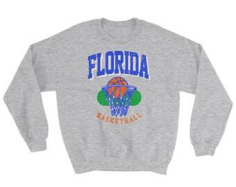 Vintage Florida Basketball Sweatshirt