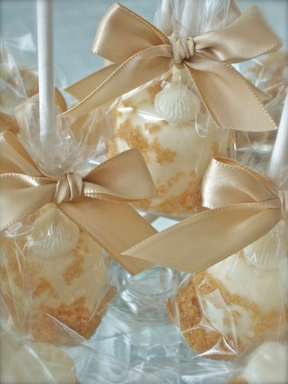 Edible Seashells For Wedding Cake