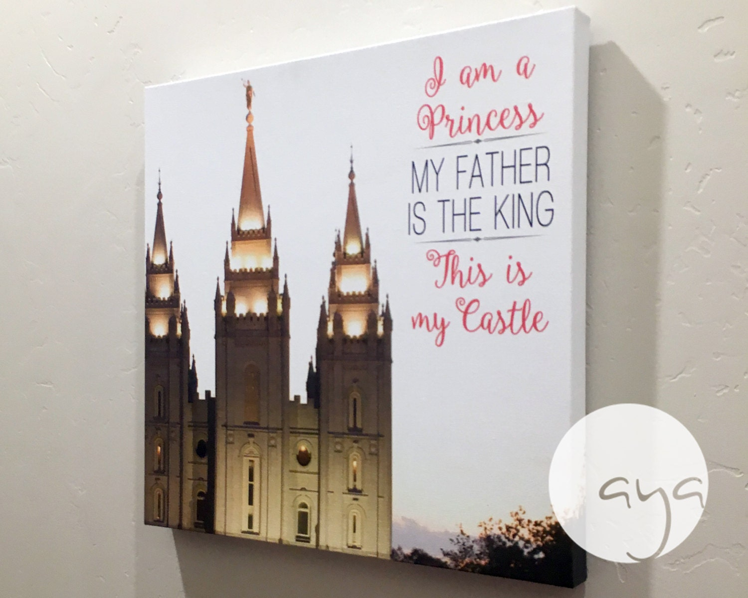 Princess castle temple quote salt lake city utah lds temple zoom kristyandbryce Image collections