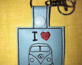Combi Volkswagen keychain