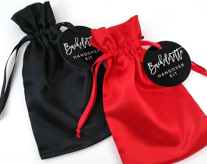 Bachelorette Party Favor Bag, Bachelorette Hangover Kit Bag (FPS0BT1)