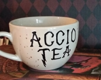 Accio Tea Harry Potter Tea cup