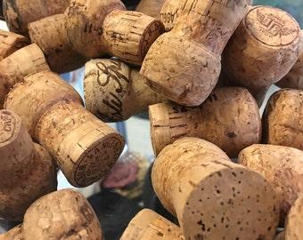 Champagne oversized corks craft supply wedding