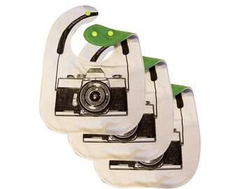 Camera ) 3-pack  Bibs