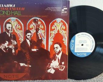 Edmond Hall LP Celestial Express (1969) Blue Note jazz