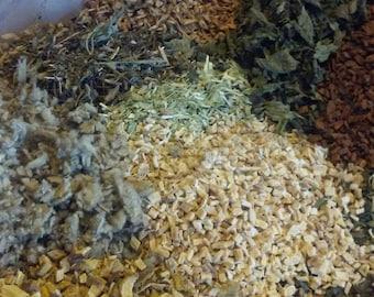 Immune Tea, Loose leaf tea, herbal tea blend