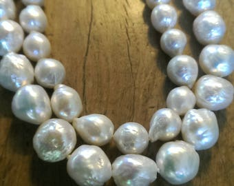 Authentic South Sea Pearls / one strand available