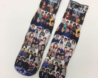 One Direction Socks