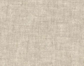 Robert Kaufman Fabric Essex Yarn Dyed Flax by the Yard